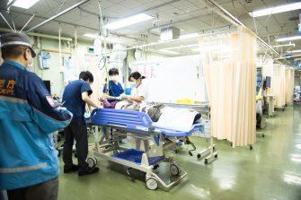 慶應義塾大学病院 救急科